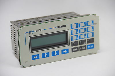UniOP MD03R-02-0045 Operator Interface 2x20 LCD Display 33A 24VDC 19-Key