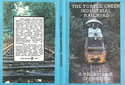 The Turtle Creek Industrial Railroad