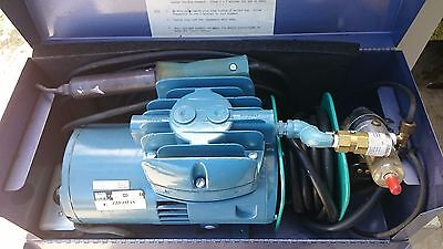 Seelye Porta-Welder Model 63 Plastic Welder Hot Air Welder Carrying Case Portabl