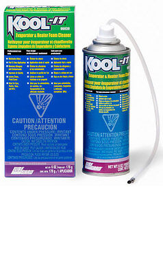Lubegard 96030 Transmission Evaporator and Heater Foam Cleaner ALL 51-17