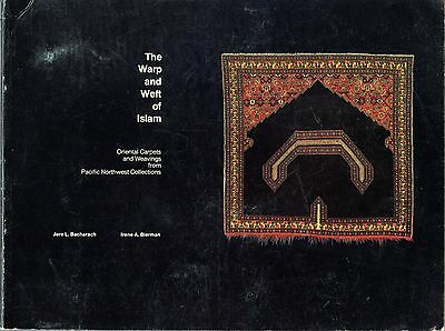 Islam Oriental Carpets Weavings - Making Types Techniques / Scarce Book
