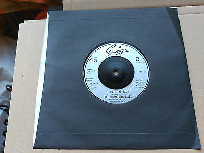 Single The Boomtown Rats - I Don't Like Mondays - Ensign Uk 1979 Vg+
