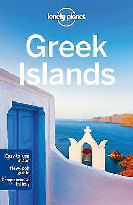 Lonely Planet Greek Islands (Travel Guide), Lonely Planet, New Book