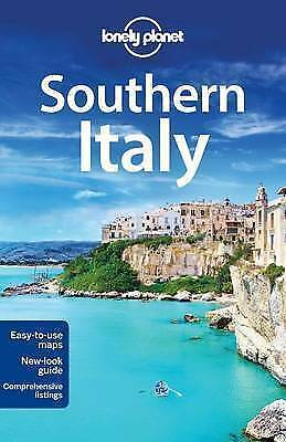 Lonely Planet Southern Italy (Travel Guide), Lonely Planet, New Book