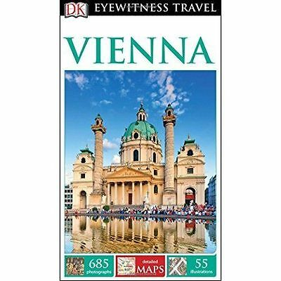 DK Eyewitness Travel Guide: Vienna (Eyewitness Travel Guides), DK, New Book