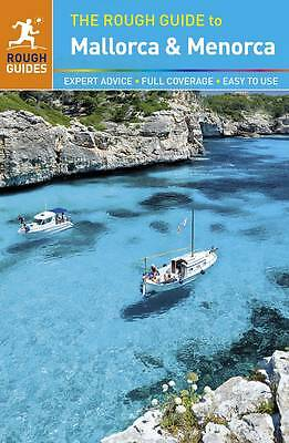 The Rough Guide to Mallorca & Menorca, Lee, Phil, Excellent Book