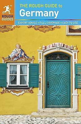 The Rough Guide to Germany, Rough Guides, New Book