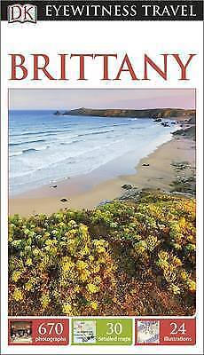 DK Eyewitness Travel Guide: Brittany, Collectif, New Book