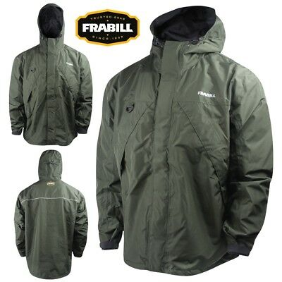 Frabill F1 Storm Jacket (XL)- Dark Green