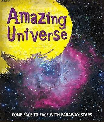 Fast Facts! Amazing Universe, Kingfisher, New Book