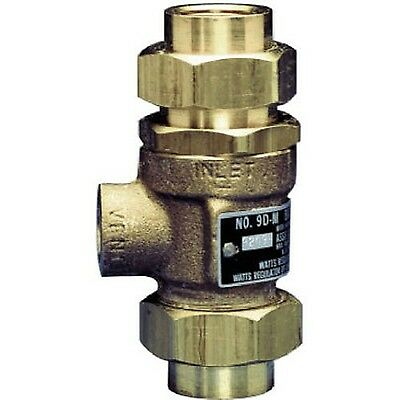 "Watts (061935 9D-1/2) 1/2"" Backflow Preventer"