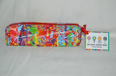 Dylans Candy Bar Pencil Pouch NWT School Supplies