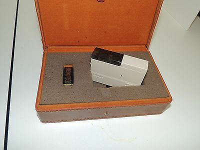 Vintage Tenzcare 3m Dual channel stimulator kit NICE CONDITION