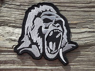 C005 ECUSSON PATCH THERMOCOLLANT aufnaher toppa GORILLE métal biker rock