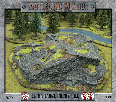 Gale Force Nine - Extra large rocky hill - BB533