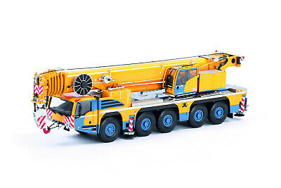 WSI 08-1201 - Liebherr LTM1750-9.1 Crane All Crane Hire USA - Scale 1:87