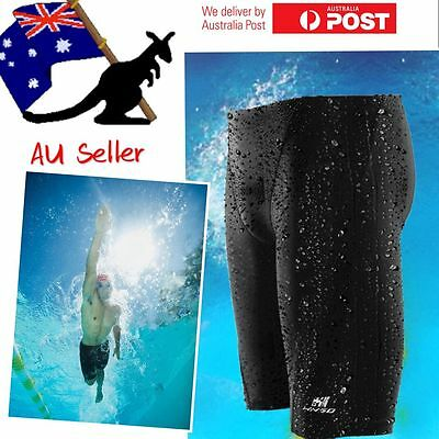 OZ Men's Swimming Trunk Pants Boxer Shorts Jammer Sharkskin Surf Beach Swimwear