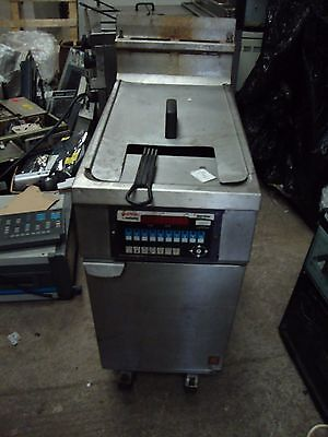 Fastron Infinity Meridian Mec-110 Single Phase Double Fryer 240v (Great Deal)
