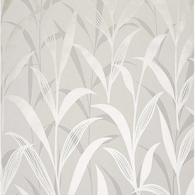 Beautiful Taupe + Pale Gold Wallpaper SPA CHIC HAMPTONS Transitional Neutral Cal