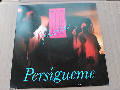 Single Top Model - Persigueme - Cbi Spain 1991 Vg+