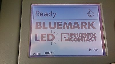 Phoenix Contact Bluemark Led 5147888-00 printer for plastic labels