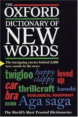 ex-library',The Oxford Dictionary of New Words,