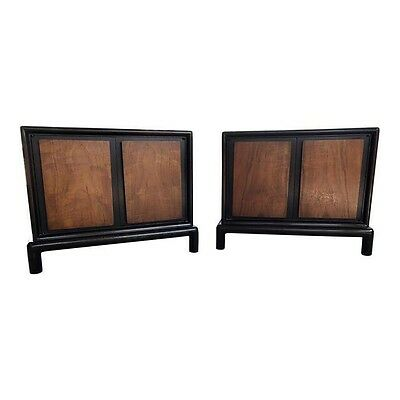Vintage MCM Thomasville End Tables - Nightstands