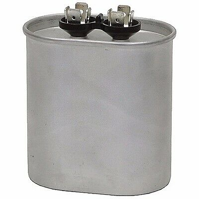 Run Capacitor 12.5 MFD uf 440 Oval