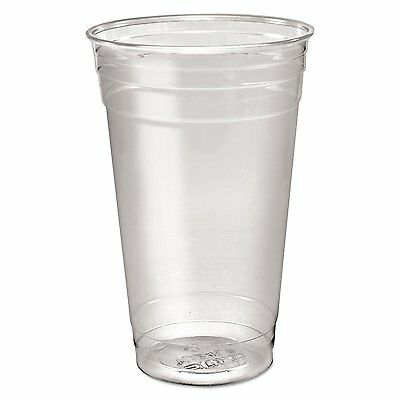 SOLO TD24 Ultra Clear PETE Cold Cup, 24 oz. Capacity, Clear Case of 600