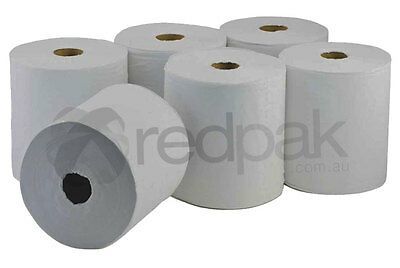 Centrefeed Paper Towel Roll 300m x 19cm - Carton of 6 rolls