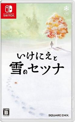 Nintendo Switch IKENIE TO YUKI NO SETSUNA I Am Setsuna JAPAN / AIRMAIL Tracking