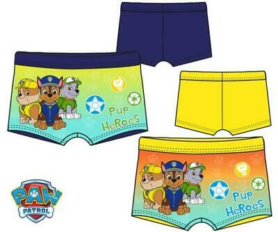 Paw Patrol Baby Schwimmboxer Badehose Badeshorts 6-24 Monate