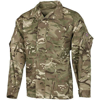 British Army MTP Shirt Jacket, New, Size Medium Short