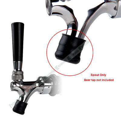 Silicon Faucet Spout Plug Beer Taps home brew keg kegrator  FP