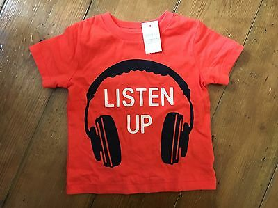 baby gap t shirt top 6-12 months BNWT