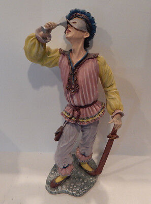 """Duncan Royale Figurine History Of Classic Entertainers 2 """"thomassi"""" 13"""" Tall"""