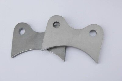 Bmw E36 Compact Brake Adapters For Additional Handbrake Calipers - Ftwl - Drift
