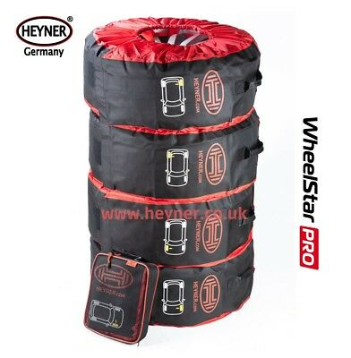 Large tyre protective bags covers XL SIZE 16''-22'' 285mm set of 4 spare wheels