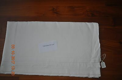 5 ANTIQUE LINEN SHEETS, ENGLISH, 1930's