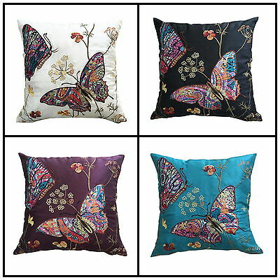 Butterfly Dreams Cushion Covers 18″ x 18″ (Pack of 4)
