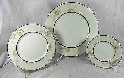 Enchantment Diner Salad Bread and Butter Plate Bundle by Royal Doulton