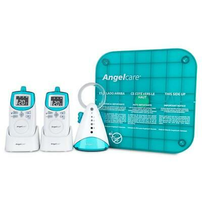 Angelcare Deluxe Movement & Sound Monitor with 2 Parent Units