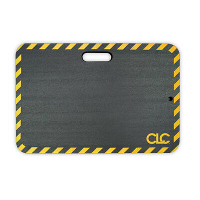 CLC 302 Kneeling Pad / Mat, 14 x 21in, Black, NBR Industrial Use or Gardening