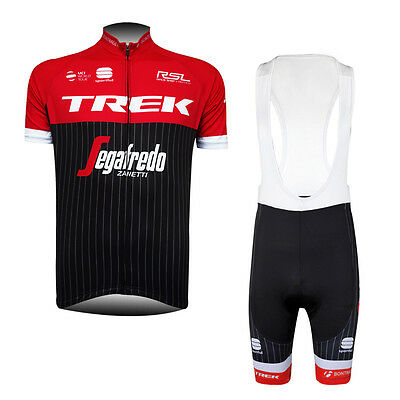 2017 New Fashion Men's Road Bike MTB Jerseys Bib Shorts Suits Racing Race Wear