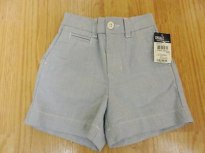 Boys new with tags Ralph Lauren size 24 month blue classic Polo chino shorts
