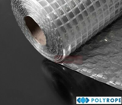 Roof Vapour Barrier Insulation Foil Membrane metallized aluminium 1.5mx50m Heat