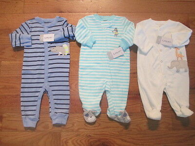 3 piece LOT of baby boy spring/summer clothes size 3 months NWT