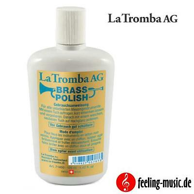 La Tromba - Brass Polish, Messing Politur, 125ml - 71400