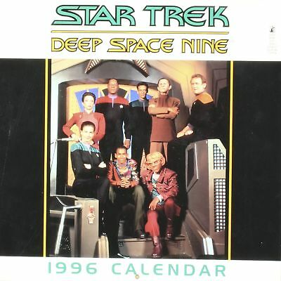 Fourniture bureau Star Trek Calendrier Star Trek 1996 - Deep space nine