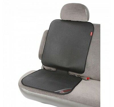 Diono Black Grip It Baby Safety Grip Mat Car Seat Protector Washable x 2